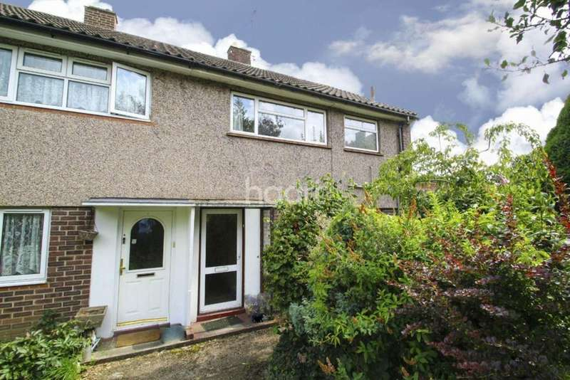 3 Bedrooms End Of Terrace House for sale in Robin Hood Drive, Bushey