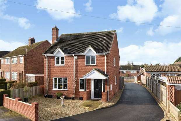 3 Bedrooms Detached House for sale in New Road, Bromham, Bedford