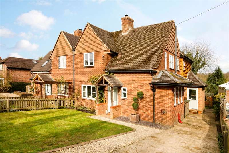 4 Bedrooms Semi Detached House for sale in Ellery Rise, Frieth, Henley-on-Thames, Oxfordshire, RG9