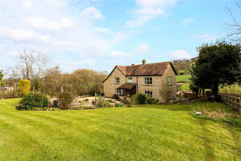 6 Bedrooms Detached House for sale in Harescombe, Gloucester, Gloucestershire, GL4