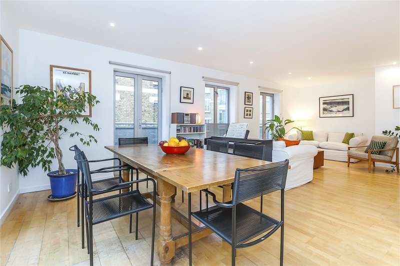 2 Bedrooms Flat for sale in Marshalsea Road, London, SE1