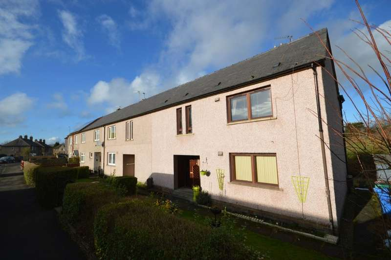 1 Bedroom Flat for sale in Green Street, Townhill, Dunfermline, KY12