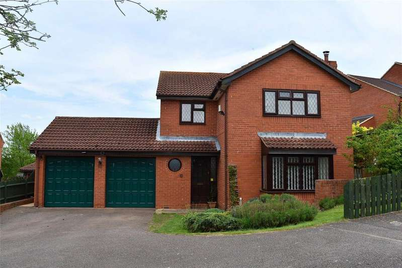 4 Bedrooms Detached House for sale in Chestnut Leys, Steeple Claydon