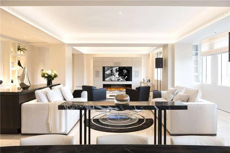 4 Bedrooms Flat for sale in Princes Gate, Knightsbridge, London, SW7