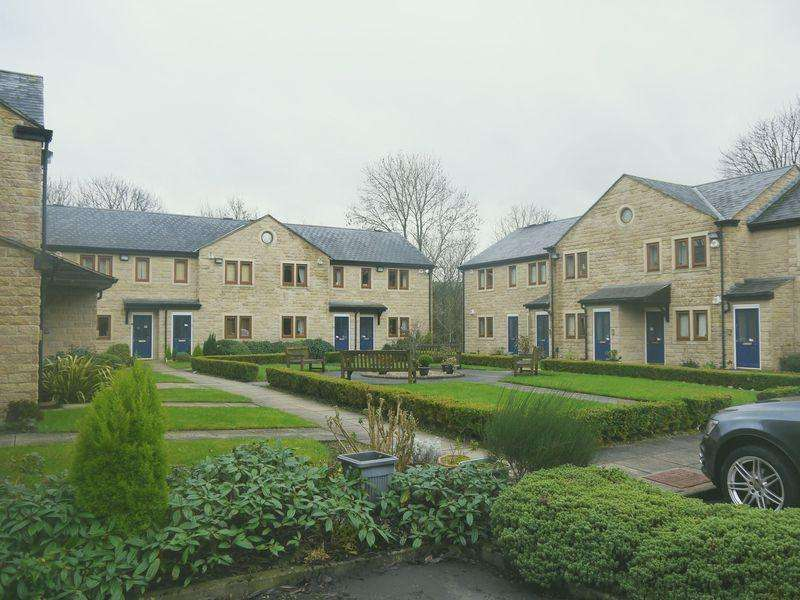 2 Bedrooms Apartment Flat for sale in Alan Court, Thornton, BD13 3JU