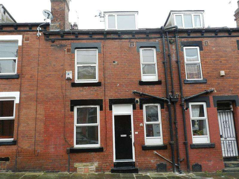 2 Bedrooms Terraced House for sale in Harold View, Leeds