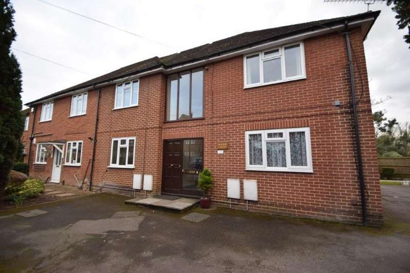 1 Bedroom Flat for sale in Manor Court, Albert Street, Slough, SL1