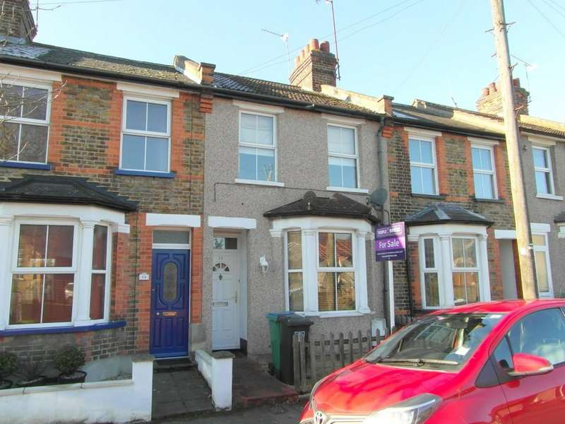 3 Bedrooms Terraced House for sale in Elfrida Road, Watford