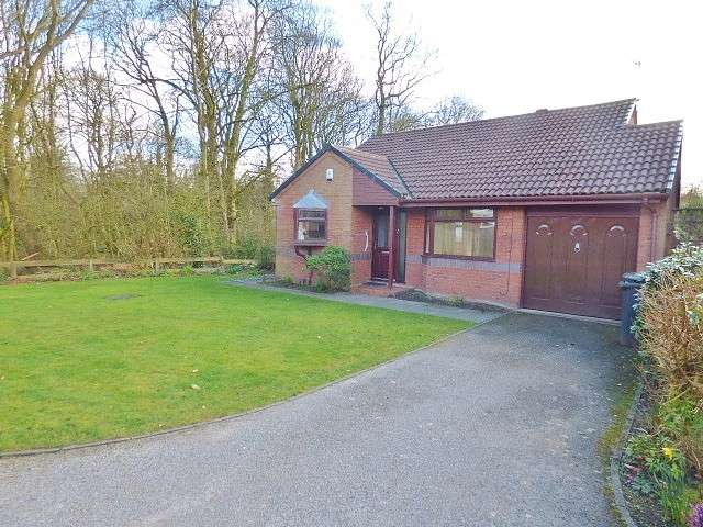 3 Bedrooms Detached Bungalow for sale in Hudson Close, Old Hall, Warrington