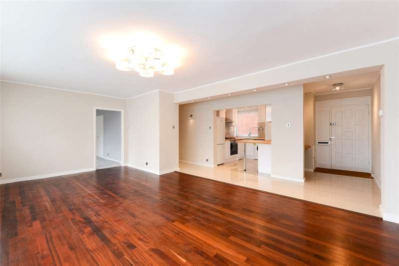 2 Bedrooms Apartment Flat for sale in Raleigh Court, Lymer Avenue, London