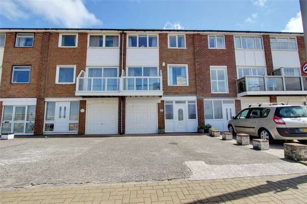3 Bedrooms Town House for sale in North Promenade, Thornton-Cleveleys, Lancashire