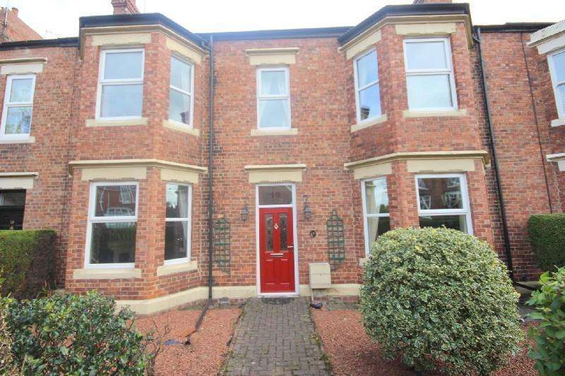 4 Bedrooms Terraced House for sale in Red Rose Terrace, Chester Le Street