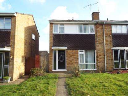 3 Bedrooms Semi Detached House for sale in Mays Way, Potterspury, Towcester, Northants