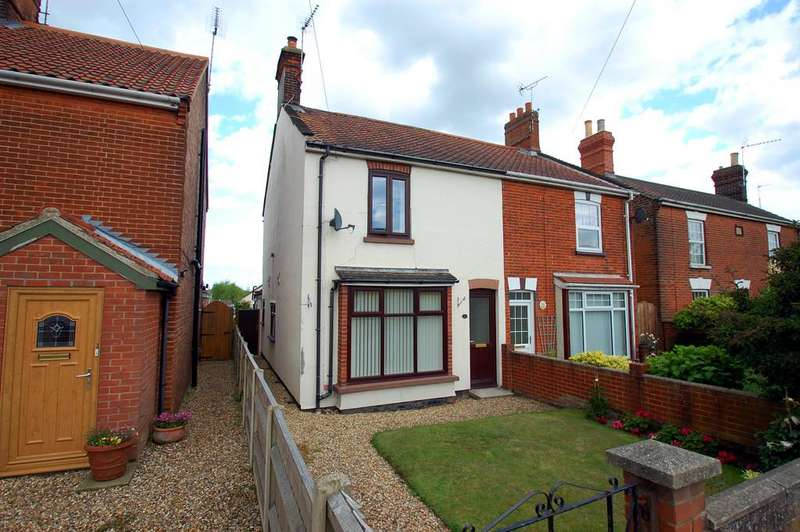 3 Bedrooms Semi Detached House for sale in Cromer Road, North Walsham