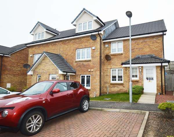 2 Bedrooms End Of Terrace House for sale in 56 Meiklelaught Place, Saltcoats, KA21 6GS