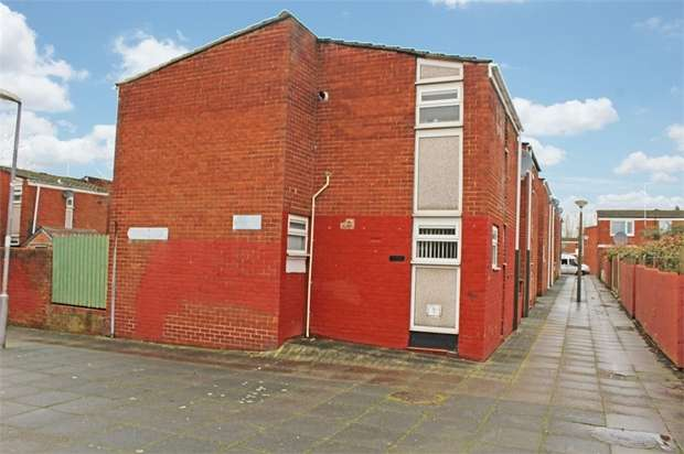 2 Bedrooms Terraced House for sale in Abbeywood, Skelmersdale, Lancashire