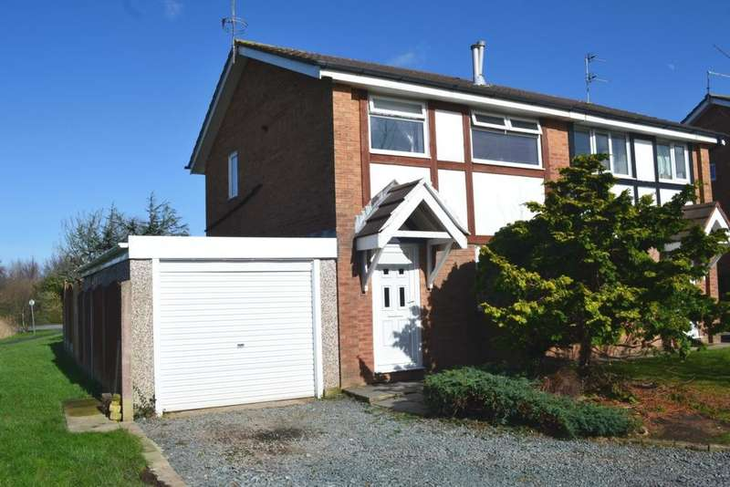 3 Bedrooms Semi Detached House for sale in Falcon Drive, Poulton-Le-Fylde, FY6