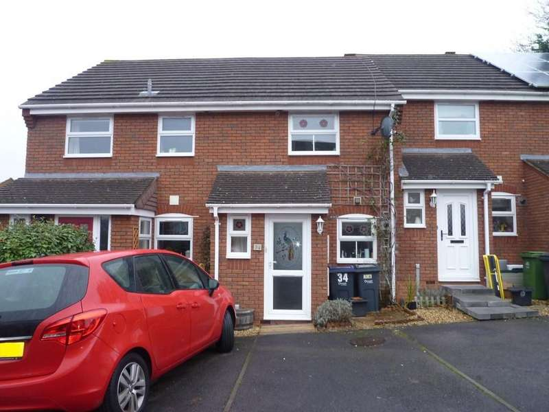 2 Bedrooms Terraced House for sale in Windsor Drive,Westbury