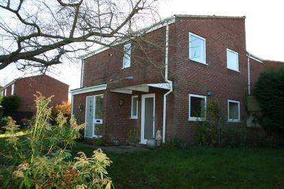 3 Bedrooms Semi Detached House for sale in Cropston Close, West Bridgford, Nottingham, Nottinghamshire