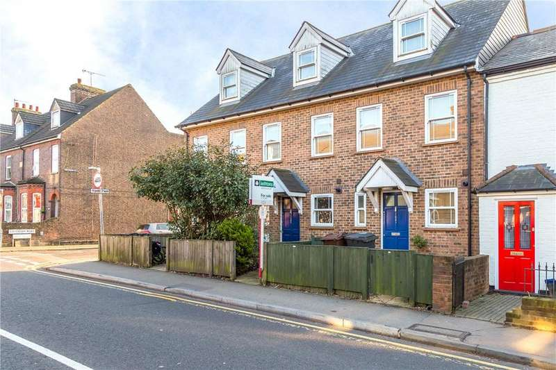 3 Bedrooms Terraced House for sale in Hatfield Road, St. Albans, Hertfordshire