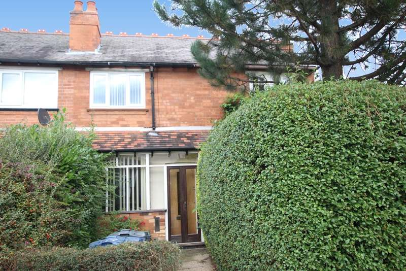 2 Bedrooms Terraced House for sale in Coles Lane, Sutton Coldfield, B72 1NL