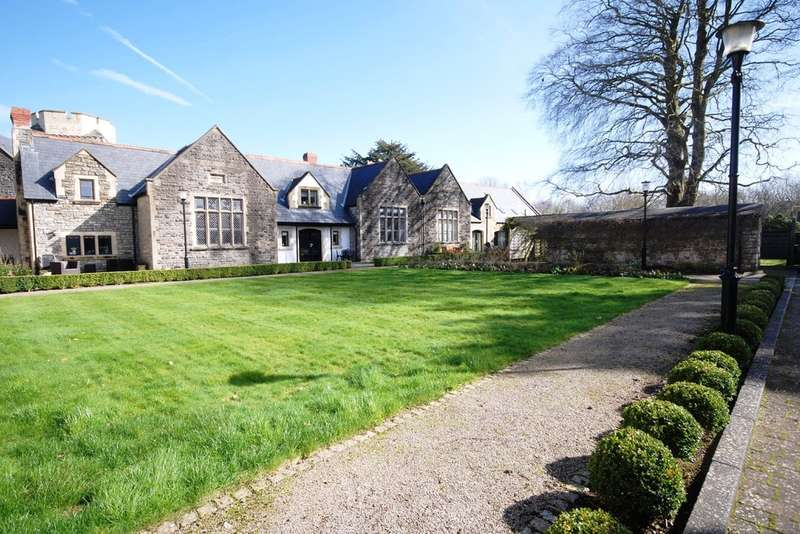 1 Bedroom Terraced House for sale in The Range, The Old Grammar School, Church Street, Cowbridge, Vale of Glamorgan, CF71 7BB