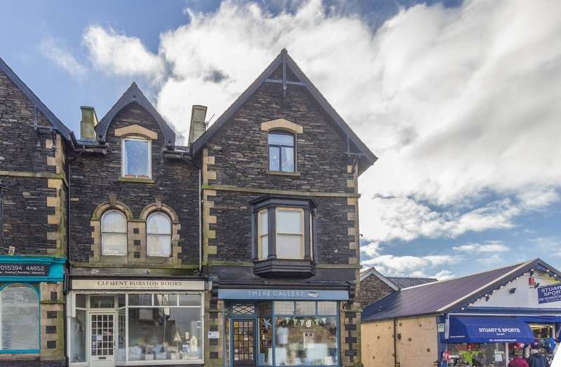 1 Bedroom Flat for sale in 1 Enigma Apartments, Lake Road, Bowness-on-Windermere