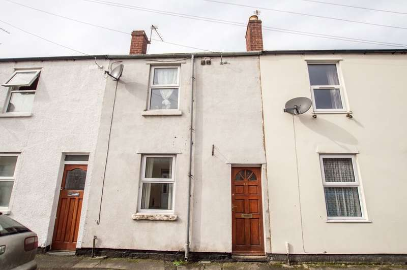 2 Bedrooms Terraced House for sale in Nelson Street, Gloucester, GL1 4QX