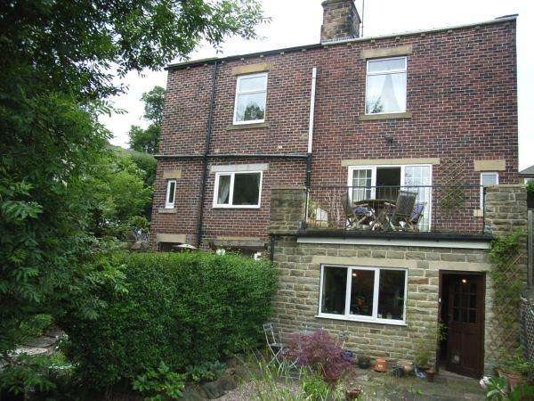 2 Bedrooms Semi Detached House for sale in Cross Bank Street, Mirfield, West Yorkshire, WF14