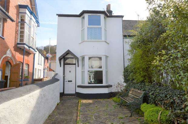3 Bedrooms End Of Terrace House for sale in Fore Street, Shaldon, Devon