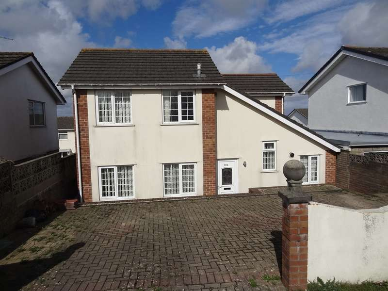 3 Bedrooms Detached House for sale in Port Road East, Barry