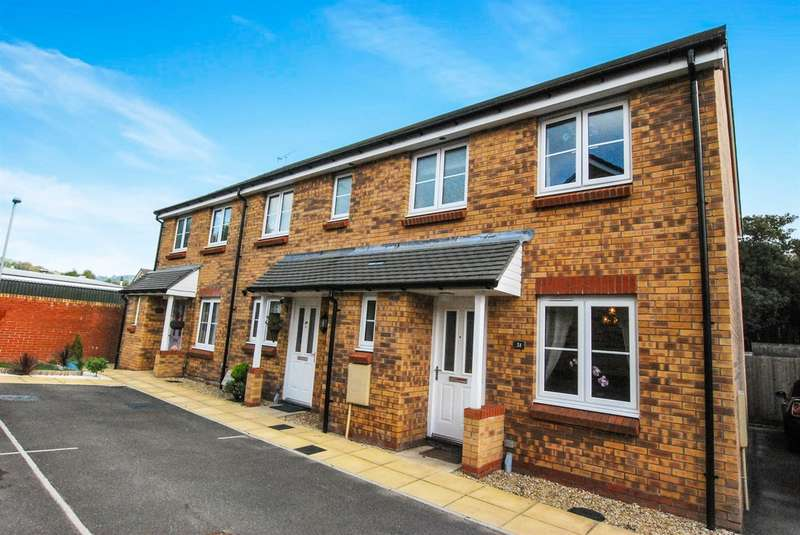 3 Bedrooms End Of Terrace House for sale in Waun Draw, Caerphilly