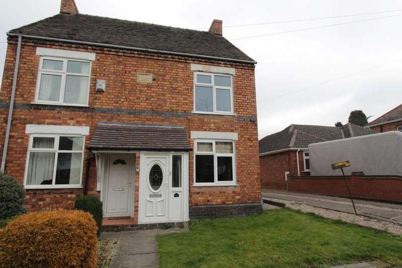 3 Bedrooms Semi Detached House for sale in Sharpe Street, Tamworth