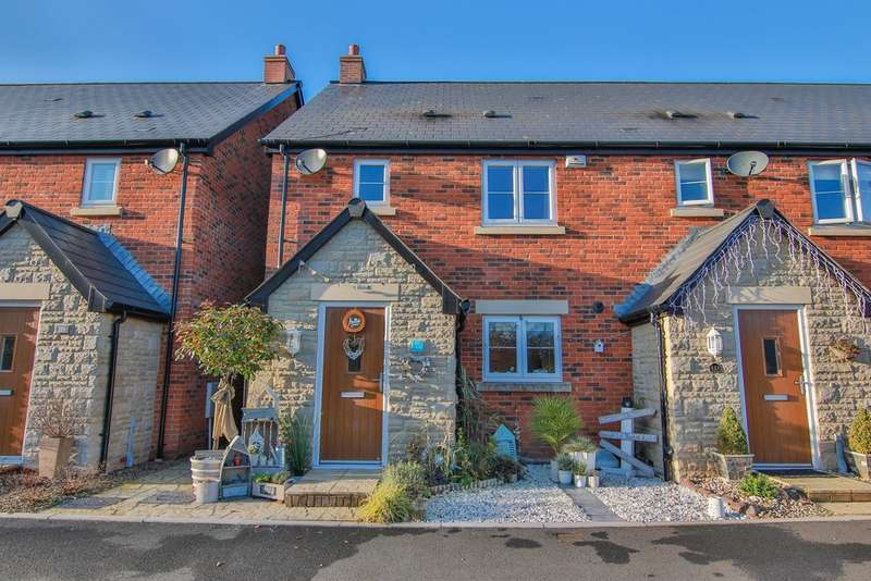3 Bedrooms End Of Terrace House for sale in Coed Y Wenallt, Rhiwbina, Cardiff