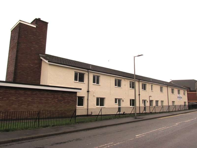 1 Bedroom Ground Flat for sale in Victoria Street, Dowlais, Merthyr Tydfil