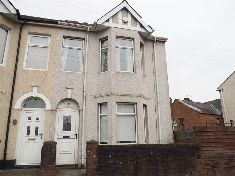 3 Bedrooms Terraced House for sale in Kensington Place, Newport