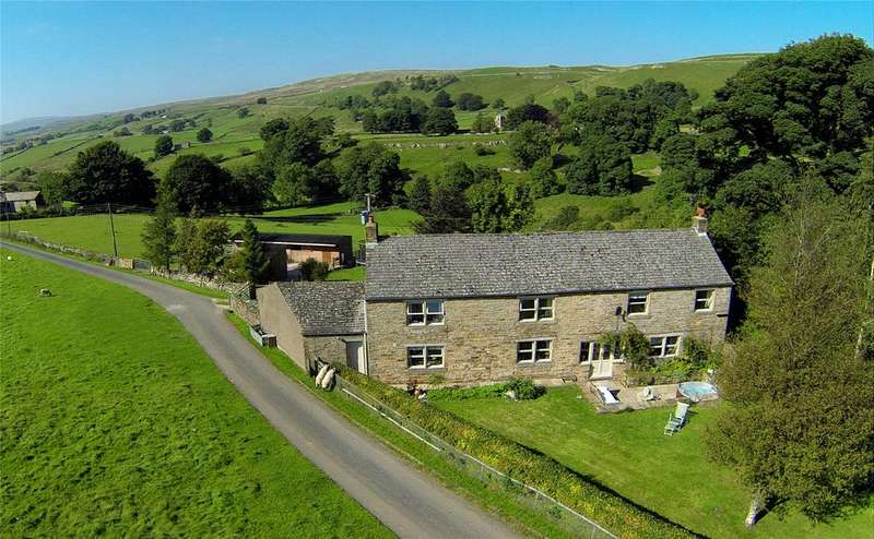 5 Bedrooms Unique Property for sale in South Stainmore, Kirkby Stephen, Cumbria, CA17