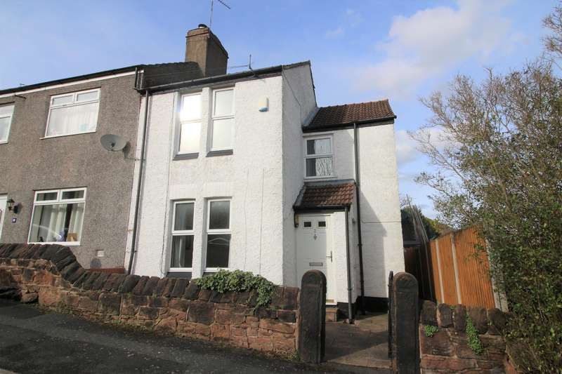2 Bedrooms Semi Detached House for sale in Florence Avenue, Heswall, Wirral, CH60 7SS