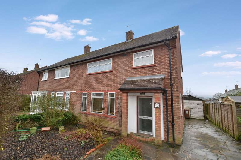 3 Bedrooms Semi Detached House for sale in Chesterton Drive, Merstham, Surrey, RH1 3NZ