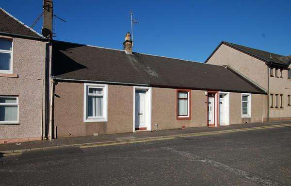 1 Bedroom Terraced Bungalow for sale in 5 Alexandra Avenue, Prestwick, KA9 1AW