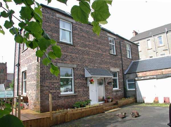3 Bedrooms Detached House for sale in 34A William Street, Helensburgh, G84 8BJ