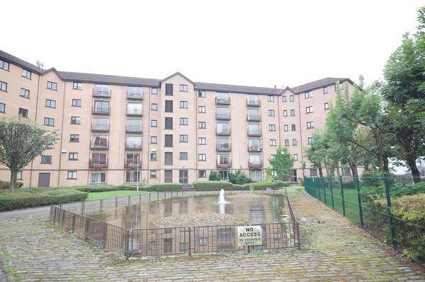 1 Bedroom Flat for sale in Flat 2, 10 Riverview Place, The Waterfront, Glasgow, G5 8EH