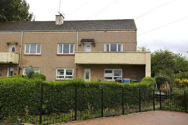 3 Bedrooms Flat for sale in 22 Kelhead Place, Penilee, Glasgow, G52 4AB