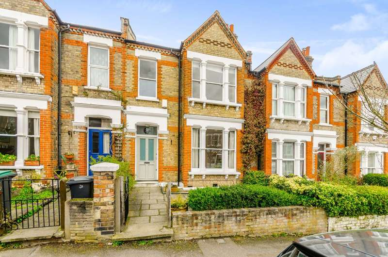4 Bedrooms House for sale in Claremont Road, Highgate, N6