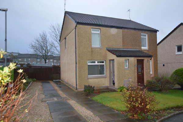 2 Bedrooms Semi-detached Villa House for sale in 33 Craigspark, Ardrossan, KA22 7PS