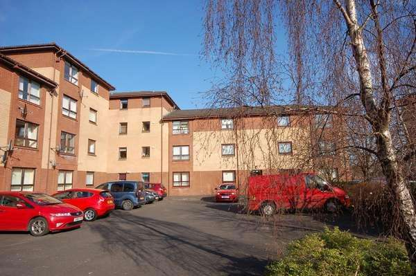 2 Bedrooms Flat for sale in 37 Laighpark View, Paisley, Paisley, PA3 2PE
