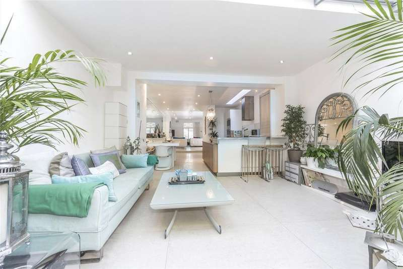 4 Bedrooms Terraced House for sale in Battersea Church Road, Battersea, London