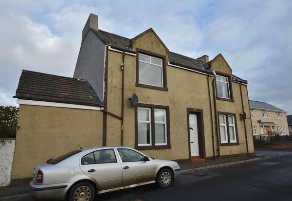 2 Bedrooms Flat for sale in 81 Corsehill, Kilwinning, KA13 7NN