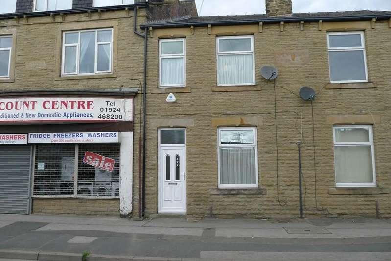 2 Bedrooms Terraced House for sale in Huddersfield Road, Dewsbury