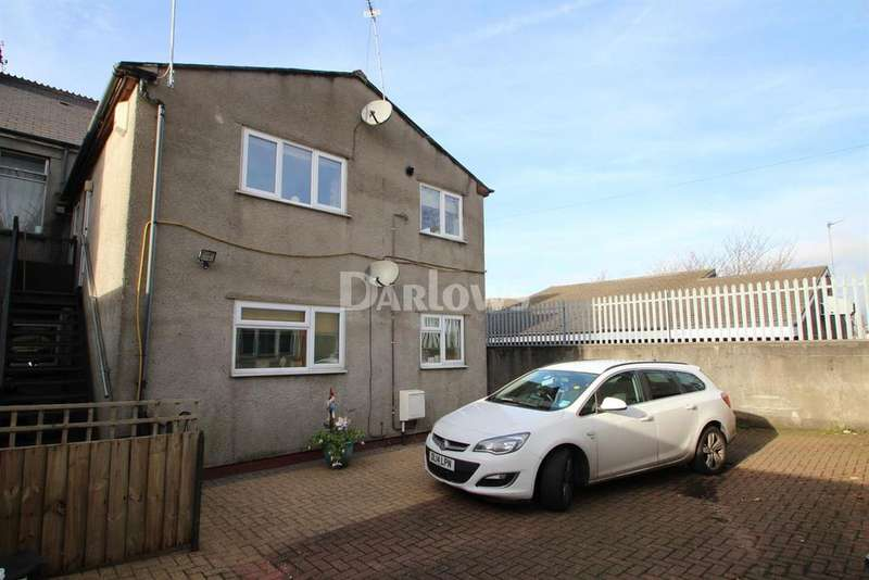 1 Bedroom Flat for sale in Moorland Road, Splott, Cardiff